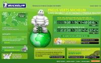 Michelin : ses compteurs verts ont débarqué à Berlin, New York, Paris et Shanghai !