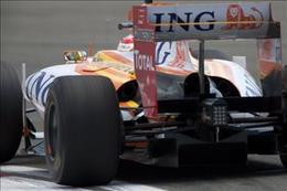 F1 Hongrie - le poids des monoplaces : Alonso très léger