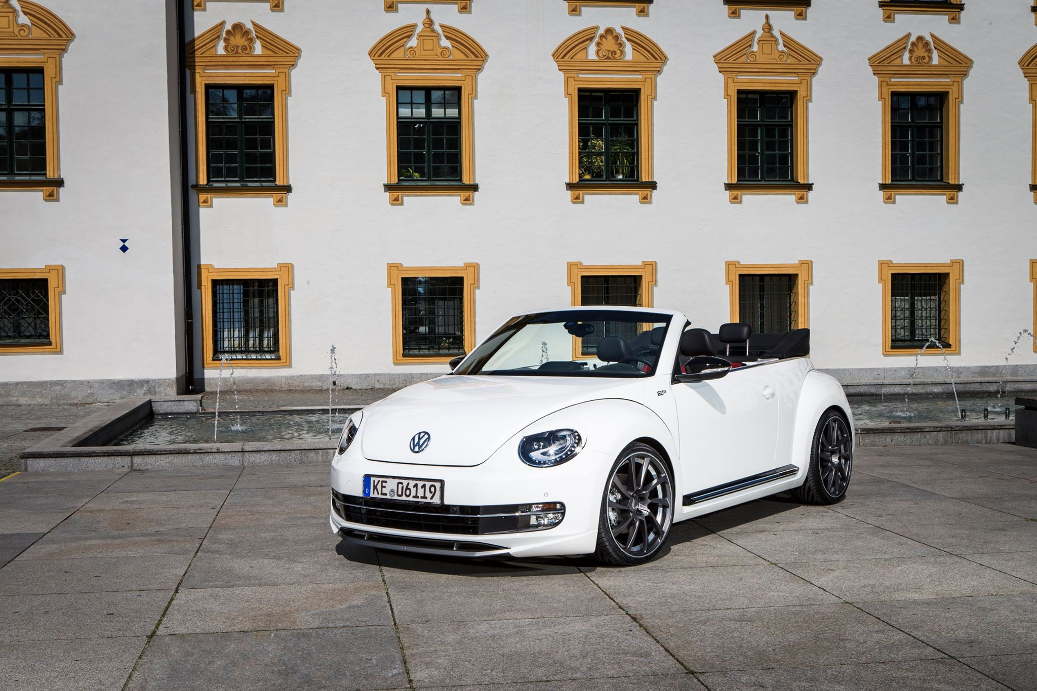 coccinelle cabriolet photo