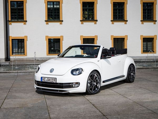 la volkswagen coccinelle cabriolet revue par abt. Black Bedroom Furniture Sets. Home Design Ideas