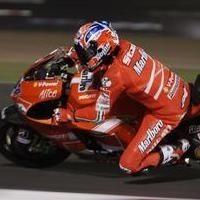 Moto GP - Test Losail D.3: Stoner très vite mais pas longtemps