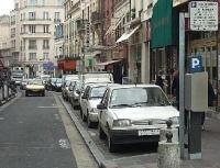 Etude américaine : la voiture pollue même en stationnement...