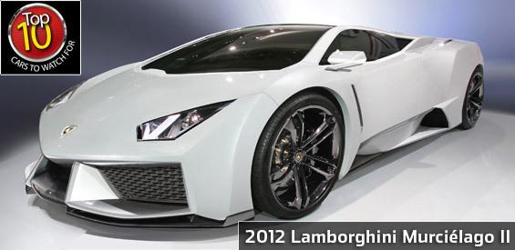 Future Lamborghini Murciélago: comme ça?