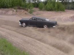 Mamie Ford se lance dans le rallye en Finlande