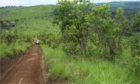 la conduite au Congo: Le Paris-Dakar tous les jours !