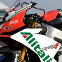 Superbike - Aprilia: Alitalia en approche