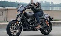 Harley-Davidson fait essayer sa gamme Dark Custom jusqu'à fin juin 2017