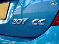 Peugeot 207 CC : on the road again !