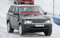 Range Rover Sport: bientôt un nouveau visage