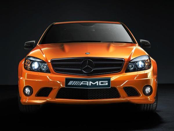 Mercedes SLS AMG et Concept 358 : Australian Style