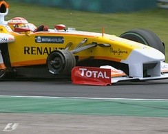 F1 : Renault exclue du prochain Grand Prix de Valence !