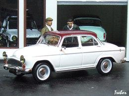 1/43ème - SIMCA Aronde P60