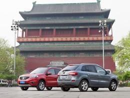Renault rappelle 61 000 Koleos en Chine
