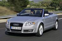 Audi A4 Cabriolet: fin de partie