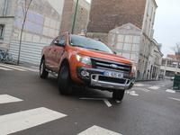 Ford Ranger Wildtrak au quotidien: jour 2, un géant dans la ville