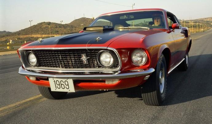 Ford pourrait bien relancer la Mustang Mach 1