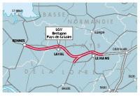 La LGV Bretagne-Pays de La Loire déclarée d'utilité publique