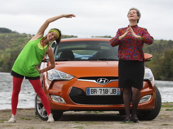 Vidéo : nos drôles de dames testent le Hyundai Veloster