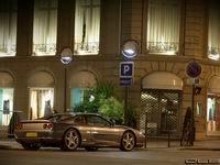 La photo du jour : Ferrari F355