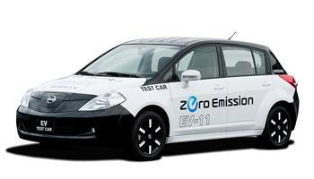 Nissan présente sa nouvelle plateforme électrique