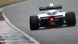 Formula Palmer Audi: Tristant Vautier solide leader