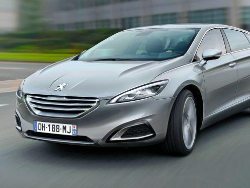 Et si Peugeot sortait une 608 comme ça ?