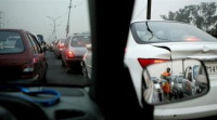 Pollution/circulation : New Delhi se retrouve dans le brouillard...