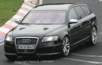 Future Audi RS6 :  V10 boosté !
