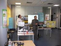 """AVEM : sa mallette pédagogique """"ENVIDEL"""" permet d'informer les élèves sur les véhicules électriques"""