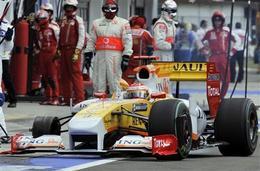 F1 exclusion de Renault : Valence demande à la FIA de penser aux fans !