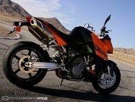 Vidéo moto : Superduke 990 KTM