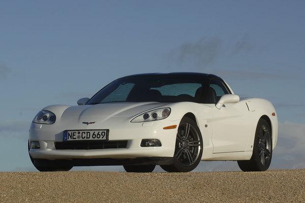 Essai vidéo - Corvette C6 : sportive aboutie