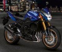 Yamaha dévoile la FZ8 Naked