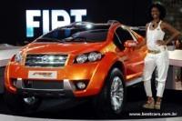 Fiat FCC Adventure Concept