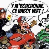 """""""René, de la route à la piste...""""  Un roman motard à déguster en ligne !"""