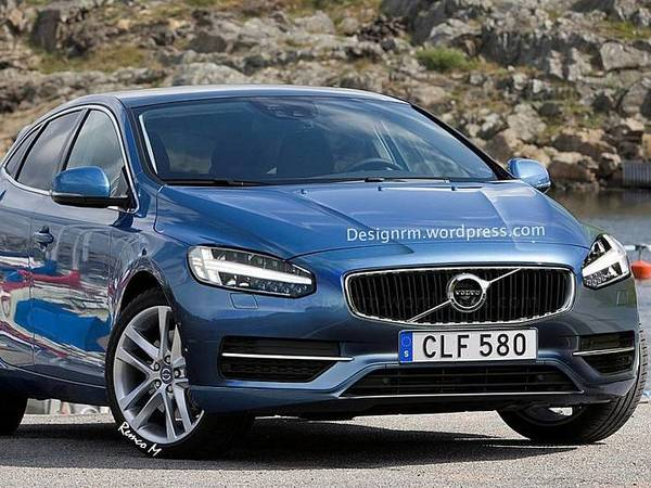 Salon de Genève 2016 : Volvo confirme un nouveau restylage pour la V40