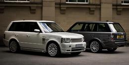 Range Rover Vogue Stage 2 par Project Kahn : boîte VIP