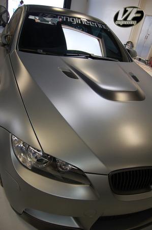 BMW M3 E92 VF-Engineering, bientôt 700 chevaux (photos + vidéo)
