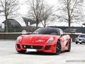 Insolite : BMW X4 et Ferrari 599 GTO pour son seizième anniversaire