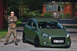 Fiat Punto Grande, pour faire l'armée !