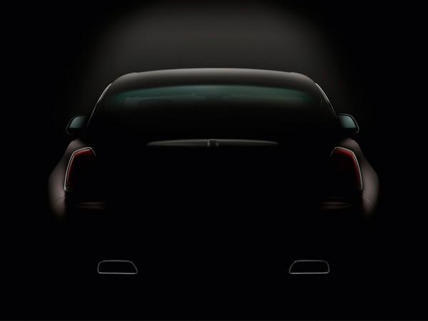 Genève 2013 : la Rolls-Royce Wraith en montre un peu plus