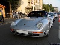 La photo du jour : Porsche 959