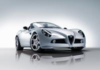 Salon de Genève: Alfa Romeo 8C Spider
