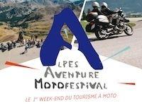 L'AAM ou Alpes Aventure Motofestival aura comme partenaire les assurances AMV