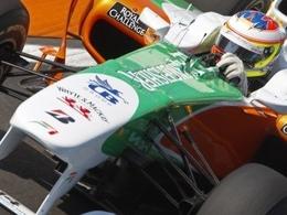 Mercedes veut placer di Resta en F1