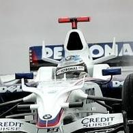 Formule 1 - Test Valence: BMW, les roues dans l'eau