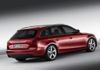 Salon de Genève: Audi A4 Avant