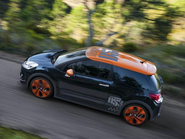 (Minuit chicanes) La Citroën DS3 Racing, le désir et Walras