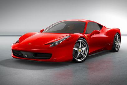 Nouvelle Ferrari 458 Italia : la voilà !