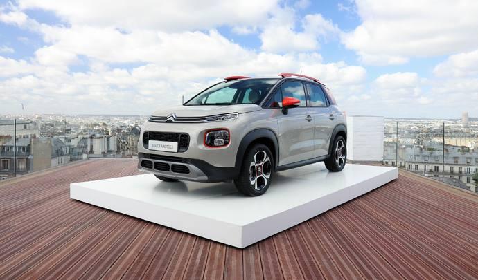 Salon de Francfort 2017 - Citroën C3 Aircross : air du temps